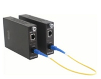 Медиаконвертер D-Link DMC-1910R, 1000Base-T to 1000Base-LX (up to 15 km, SC) Single Fiber Bi-Direction Media Converter