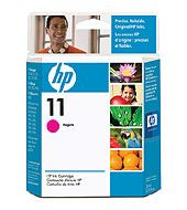 Картридж HP 11 Magenta для Designjet 10ps/20ps/50ps/70/100/100 Plus/110/110nr Plus/120/120nr Color Inkjet CP1700 series Business Inkjet 2600 series/1000/1100series/1200series/2200series/2300series/2800series Officejet 9110/9120/9130/K850 series