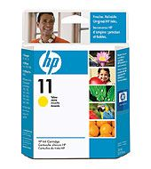 Картридж HP 11 Yellow для Designjet 10ps/20ps/50ps/70/100/100 Plus/110/110nr Plus/120/120nr Color Inkjet CP1700 series Business Inkjet 2600 series/1000/1100series/1200series/2200series/2300series/2800series Officejet 9110/9120/9130/K850 series