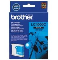 Картридж Brother LC1000C cyan for DCP-130/330