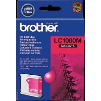 Картридж Brother LC1000M magenta for DCP-130/330