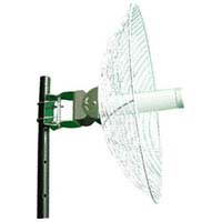 Антенна D-Link ANT24-2100/C1A Outdoor 21dBi Gain directional Antenna with surge protector