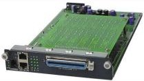 Модуль Zyxel AAM-1212-51, 12-port ADSL2+ (Annex A) module with built-in splitters and 2 Fast Ethernet ports