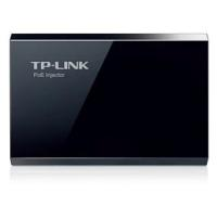 Инжектор TP-Link TL-PoE150S, PoE Injector Adapter, IEEE 802.3af compliant, up to 100 meters, plastic case, pocket size