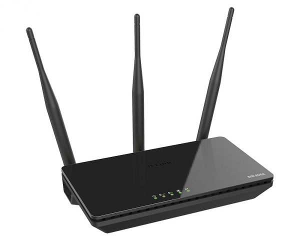 Маршрутизатор D-Link DIR-806A/RU/R1A Wireless  AC Dual Band Router