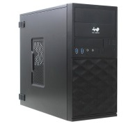 Корпус InWin EFS052 Black 500W U3*2 A + Screwless mATX