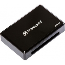 Картридер Transcend USB3.0 CFast Card Reader, Black