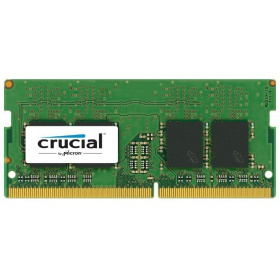 Модуль памяти Crucial by Micron DDR4 4GB (PC4-17000) 2133MHz SO-DIMM CL15 SR x8 (Retail)