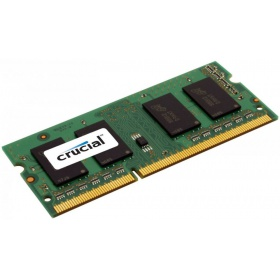 Модуль памяти Crucial by Micron DDR-II 1Gb (PC-5300) 667MHz SO-DIMM CL5
