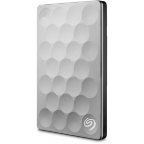 "Жесткий диск Seagate STEH1000200 1000ГБ Backup Plus Ultra Slim 2.5"""" 5400RPM 8MB USB 3.0 Platinum"