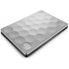 "Жесткий диск Seagate STEH2000200 2000ГБ Backup Plus Ultra Slim 2.5"""" 5400RPM 8MB USB 3.0 Platinum"