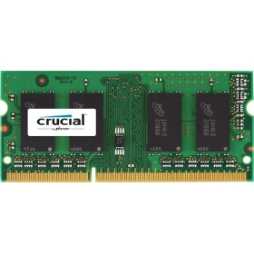 Модуль памяти Crucial  SODIMM 16GB DDR3L 1600 MT/s  (PC3L-12800) CL11  204pin 1.35V/1.5V