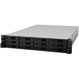 Модуль расширения Synology Expansion Unit RX1217 (Rack 2U) for RS3617xs,RS3617RPxs,RS3617xs+/ up to 12hot plug HDDs SATA(3,5' or 2,5')/1xPS incl Cbl