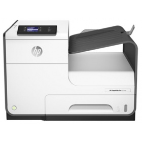 Принтер HP PageWide 452dw (D3Q16B) Printer (A4, 600dpi, 40(up to 55)ppm, Duplex, 512 Mb,2trays 50+500, USB2.0/Eth/WiFi, 1y war)
