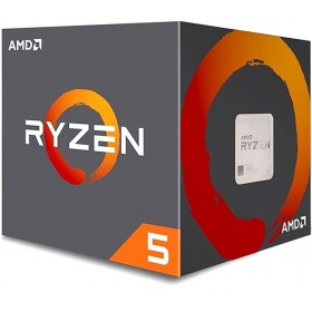Процессор AMD Ryzen 5 1400 AM4 BOX