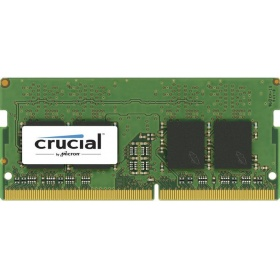 Модуль памяти Crucial SODIMM 2GB DDR4 2400 MT/s (PC4-19200) CL17 SR x16 Unbuffered 260pin