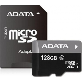 Карта памяти ADATA 128GB microSDXC UHS-I class10 Premier without SD adapter