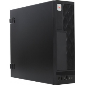 Корпус Slim Case InWin CE052S Black 300W 2*USB3.0+2*USB2.0+AirDuct+Fan+Audio mATX.