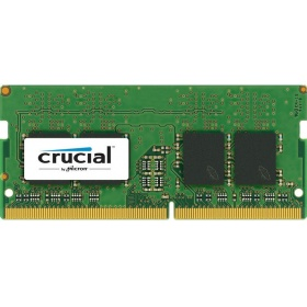 Модуль памяти Crucial by Micron DDR4 8GB 2400MHz SODIMM (PC4-19200) CL17 DRx8 1.2V (Retail)