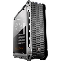 Корпус Cougar Panzer (5GML), Full ATX , w/o PSU, 2xUSB3.0, Black, 3x12cm fan.