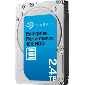 "Жесткий диск HDD ST2400MM0129 2400Gb Seagate Enterprise Performance 10K HDD w/Enhanced Cache - 512e/4Kn FastFormat SAS Exos 10E2400 2.5"""" SAS 256Mb 10000rpm"
