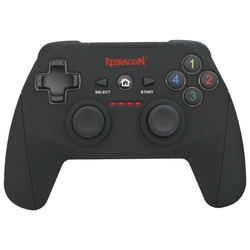 Геймпад Redragon Harrow USB Xinput-PS3, радио, Li-Ion