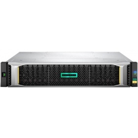 Дисковый массив HPE MSA 2050 SFF 24 Disk Enclosure (used with LFF or SFF array head, w/ 2x0.5m miniSAS cables) (Q1J07A)