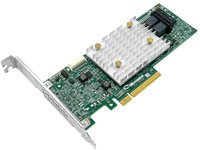 Адаптер Microsemi Adaptec HBA 1100-8i Single (2293200-R),8 internal ports,PCIe Gen3,x8,,,,FlexConfig