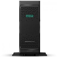 Сервер HP ML350 Gen10 (P21786-421), 1(up2)x 3206R Xeon-B 8C 1.9GHz, 1x16GB-R DDR4, S100i/ZM (RAID 0,1,5,10) noHDD (4/12 LFF 3.5'' HP) 1x500W (up2), 4x1Gb/s, noDVD, iLO5, Tower-4U, 3-3-3