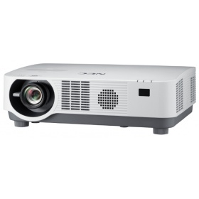 Проектор NEC P502HL-2, DLP, 1920x1080 Full HD, 5000lm, Laser light source, 15000:1, D-Sub, HDMI, RCA, HDBase T Port (RJ-45), Lamp:20000hrs