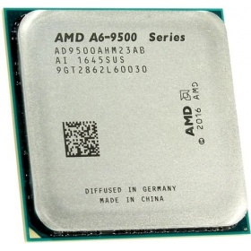 Процессор AMD Socket AM4 A6 AD9500 (3.50GHz/1Mb) Radeon R5 tray (AD9500AGM23AB)