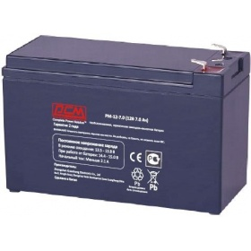 Батарея POWERCOM PM-12-7.0 (12V 7.0Ah)