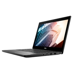 "Ноутбук Dell Latitude 7290 (7290-1603) 12.5""(1366x768)/Intel Core i5 8250U(1.6Ghz)/ 8192Mb/ 256SSDGb/noDVD/Int:Intel UHD Graphics 620/ Cam/ BT/ WiFi/60WHr/war 3y/ 1.2kg/ black/Linux + TPM"