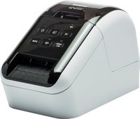 Принтер Brother QL-810W (QL810WR1), DK SUPPL 62 mm, 176 mm/sec, USB, WiFi, AirPrint, 6MB Flash