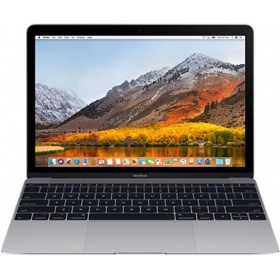 "Ноутбук Apple MacBook MNYF2RU/A 12"" Space Grey: 1.2GHz dual-core Intel Core m3 (TB up to 3.0GHz)8GB/256GB SSD/Intel HD Graphics 615"