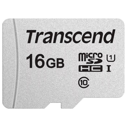 Карта памяти Transcend TS16GUSD300S-A 16GB microSDHC Class 10 UHS-I U1 R95, W45MB/s with adapter