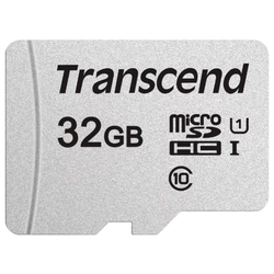 Карта памяти Transcend TS32GUSD300S-A 32GB microSDHC Class 10 UHS-I U1 R95, W45MB/s with adapter