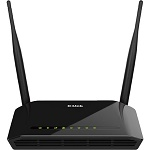 Маршрутизатор D-Link DIR-615S/A1A, 802.11n Wireless Router with 4-ports 10/100 Base-TX switch