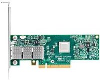 Сетевая карта Mellanox MCX4111A-ACAT ConnectX-4 Lx EN network interface card, 25GbE single-port SFP28, PCIe3.0 x8, tall bracket, SR-IOV, TCP/UDP, MPLS, VxLAN, NVGRE, GENEVE, iSER, NFS RDMA, SMB Direct, ROHS R6
