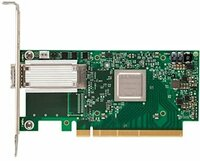 Адаптер Mellanox MCX555A-ECAT ConnectX®-5 VPI adapter card, EDR IB (100Gb/s) and 100GbE, single-port QSFP28, PCIe3.0 x16, tall bracket, ROHS R6