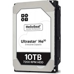 Жесткий диск Hitachi HUH721010AL5204 WD/HGST SAS Server 10Tb Ultrastar HE10 7200 12Gb/s 256MB 0F27354