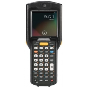 Терминал сбора данных Zebra MC32N0-SI3HCLE0A, 802.11 a/b/g/n, Bluetooth, Full Audio, Straight Shooter, 2D Imager SE4750, Color-touch display, 38 Key, High Capacity Battery, CE 7.x Pro, 512MB RAM/2GB ROM, English, World Wide