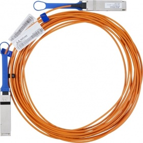Кабель Mellanox MC220731V-010 Mellanox active fiber cable, VPI, up to 56Gb/s, QSFP, 10 m