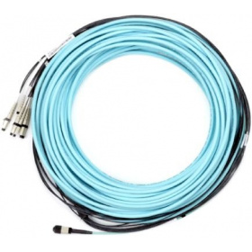 Кабель Mellanox MC6709309-020 passive fiber hybrid cable, MPO to 8xLC, 20m