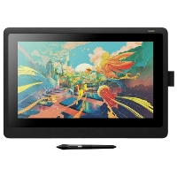 Графический планшет Interactive display Wacom Wacom Cintiq 16 (DTK1660K0B)