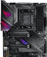 Материнская плата ASUS ROG STRIX X570-E GAMING (90MB1150-M0EAY0), Socket AM4, AMD X570, 4xDDR4, 3xPCI-E 4.0, 2500 Мбит/с, Wi-Fi, Bluetooth, USB3.1, Type-C, HDMI, DisplayPort, подсветка, ATX