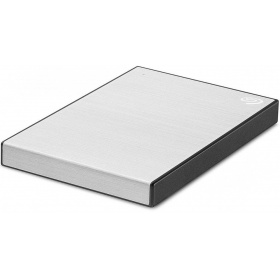 "Внешний жесткий диск Seagate External Backup Plus Slim 1TB, STHN1000401, 2,5"""", USB3.0, Silver, RTL"