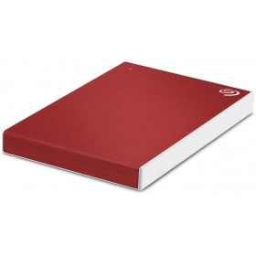 "Внешний жесткий диск Seagate External Backup Plus Slim 1TB, STHN1000403, 2,5"""", USB3.0, Red, RTL"