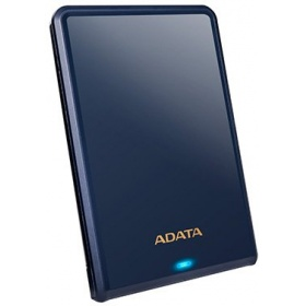 Внешний жесткий диск ADATA AHV620S-1TU31-CBL USB3.1 1TB DashDrive HV620 Slim Dark Blue