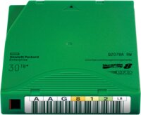 Ленточный носитель HPE Q2078AN Ultrium LTO8 30TB bar code non custom labeled cartridge 20 pack (for libraries & autoloaders; incl. 20 x Q2078L)